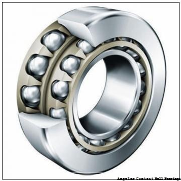 2 Inch | 50.8 Millimeter x 2.5 Inch | 63.5 Millimeter x 0.25 Inch | 6.35 Millimeter  RBC BEARINGS SA020XP0  Angular Contact Ball Bearings