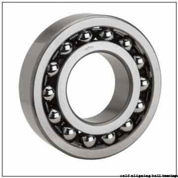 35 mm x 72 mm x 17 mm  SKF 1207 EM  Self Aligning Ball Bearings
