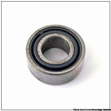 EBC 1628 2RS  Single Row Ball Bearings