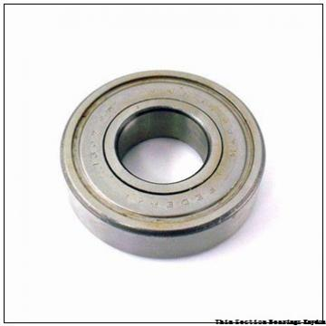 CONSOLIDATED BEARING SSR-8-2RS  Single Row Ball Bearings